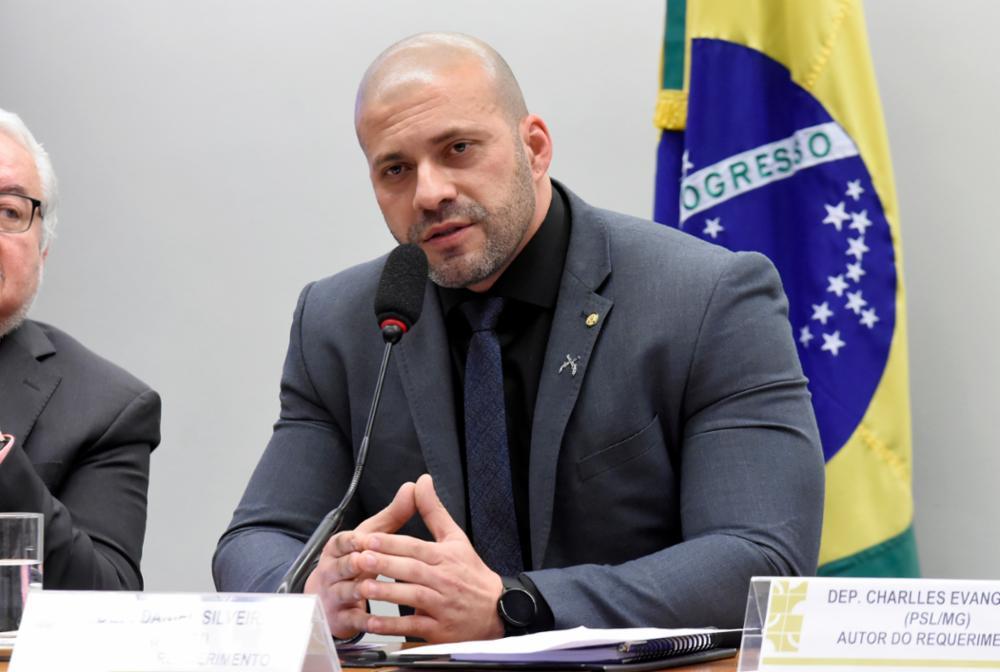 Audiência Pública os desafios da profissão Oficial de Justiça no Brasil. Dep. Daniel Silveira (PSL-RJ)