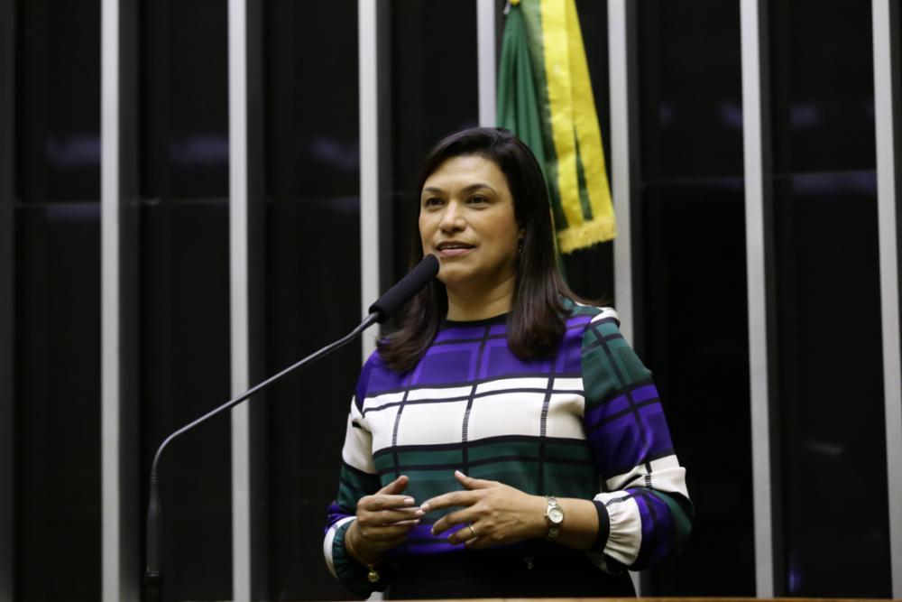 Deputada Maria Rosas