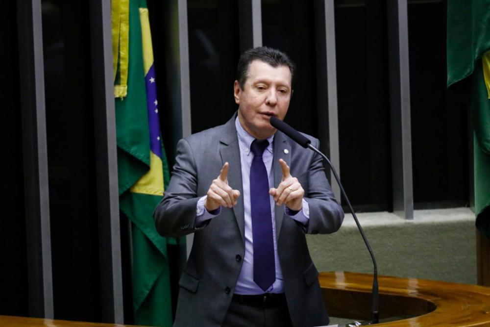 Sessão para continuação da votação da PEC 6/2019 - Reforma da Previdência. Dep. José Nelto (PODE - GO)
