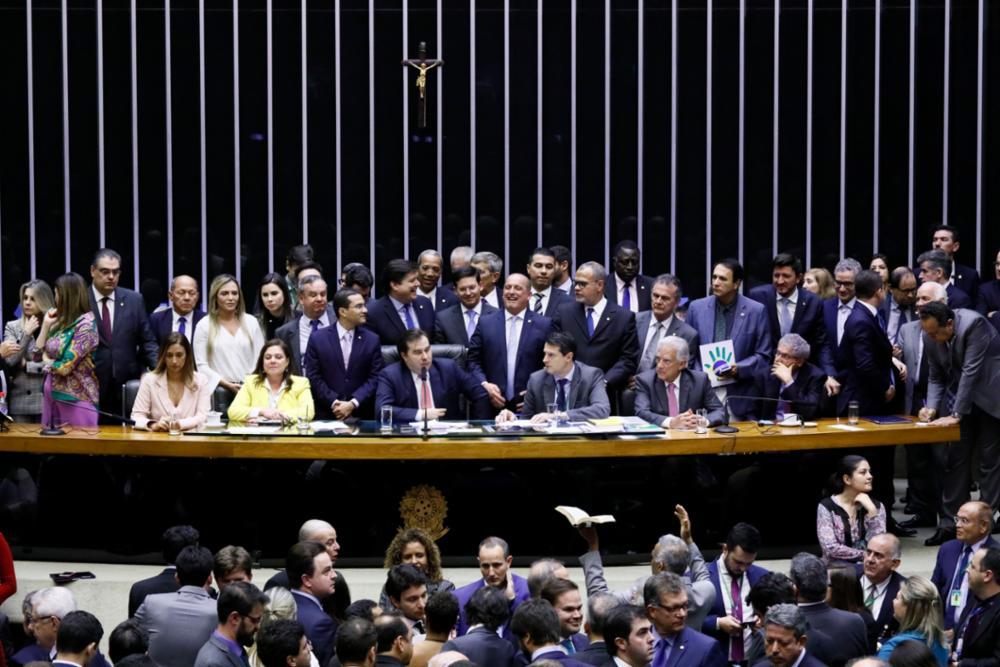 Sessão para continuação da votação da PEC 6/2019 - Reforma da Previdência