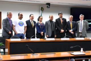 Foto: Reila Maria/Câmara dos Deputados