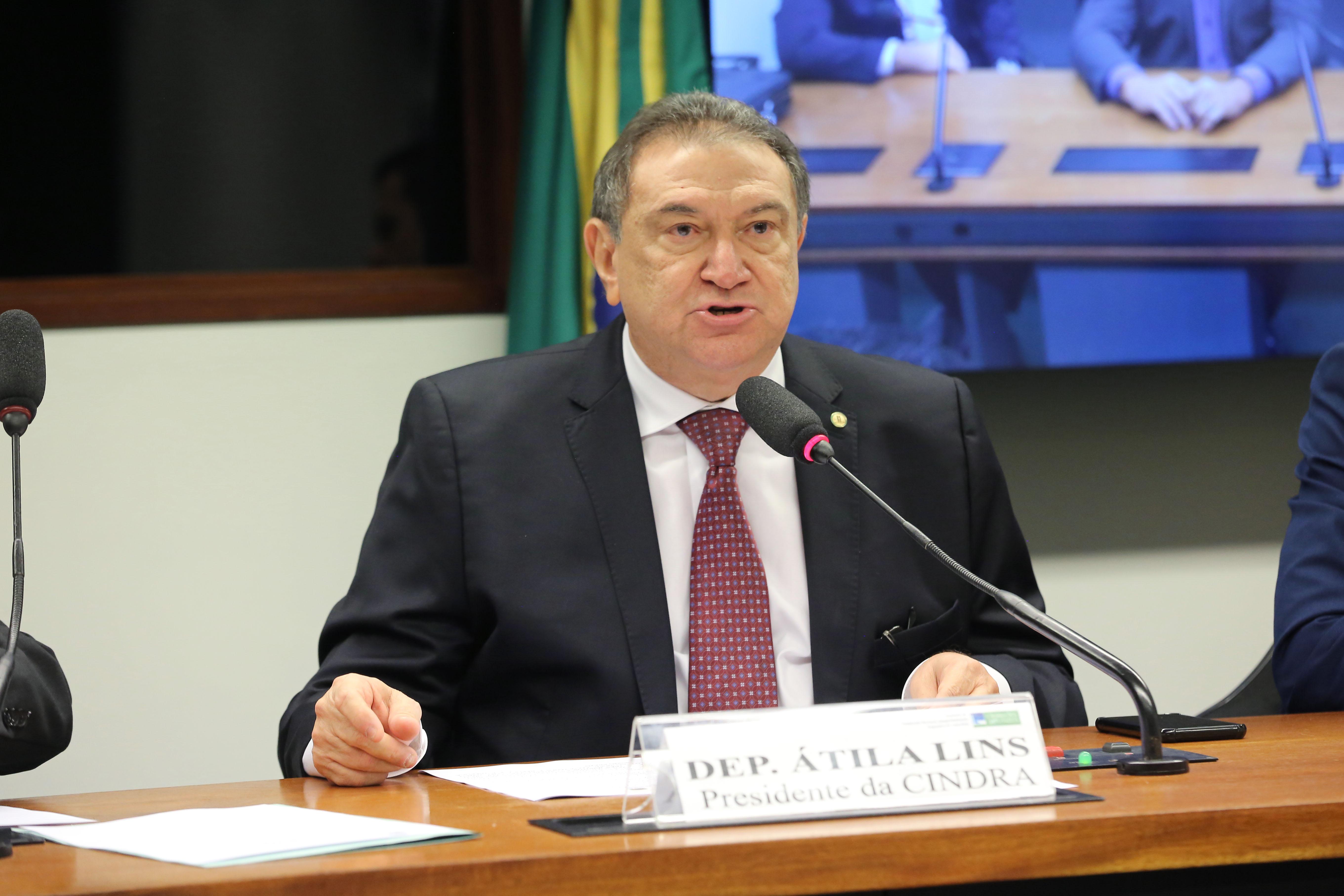 Comissão de Integração Nacional, Desenvolvimento Regional e da Amazônia (CINDRA)
