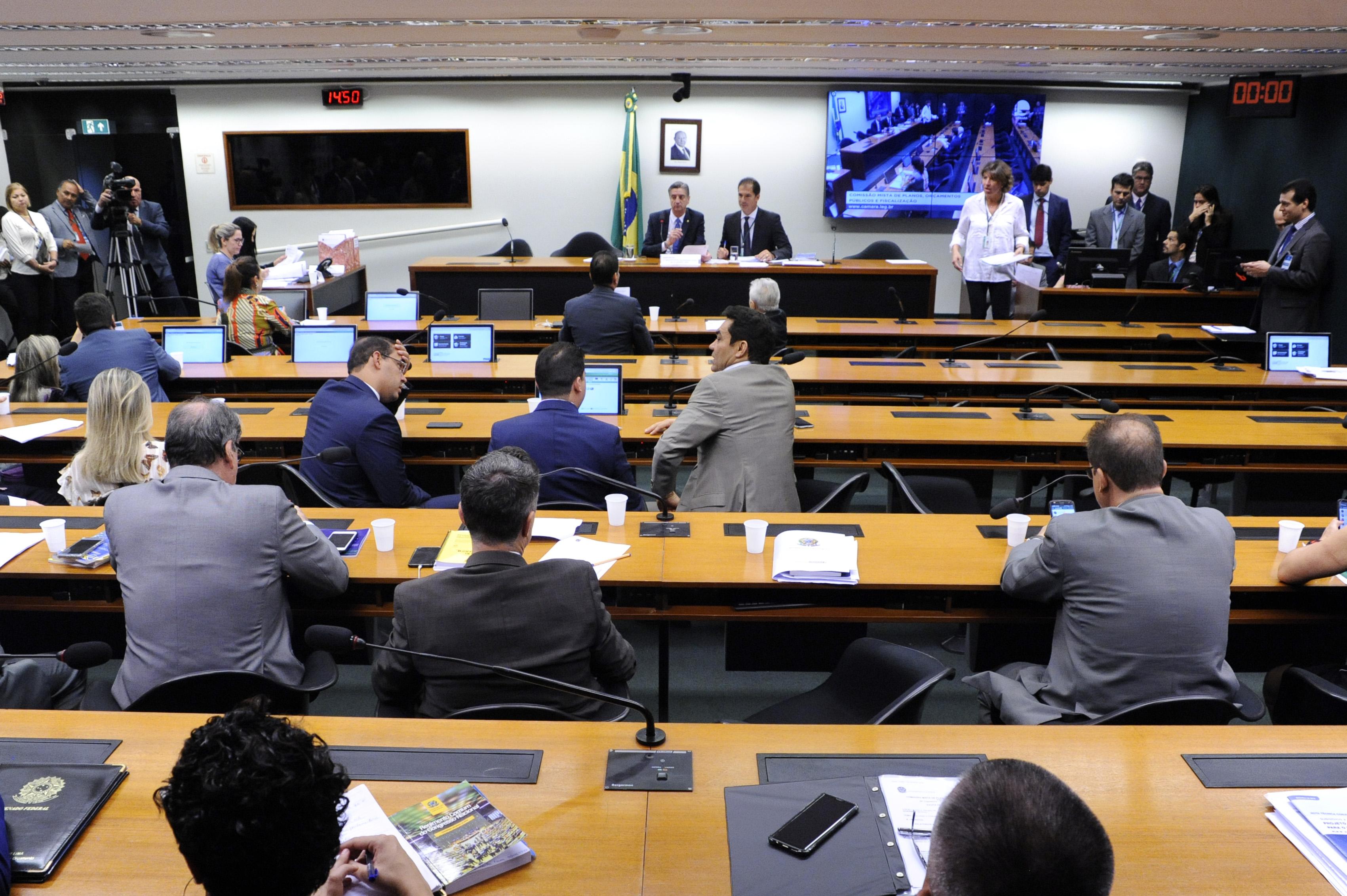 Comissão Mista de Planos, Orçamentos (CMO)
