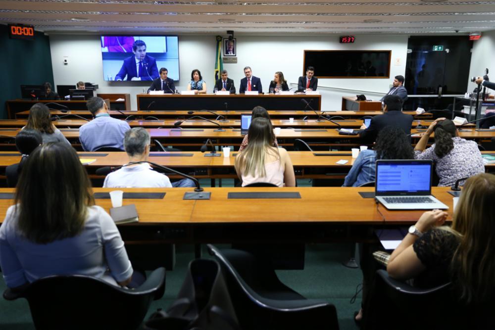"""Audiência Pública - Tema: """"Debate sobre Doenças Raras com a Sociedade Civil""""."""
