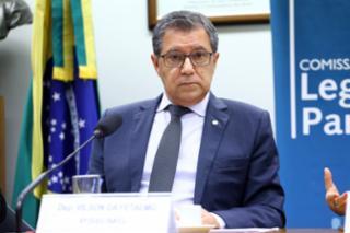 """Audiência Pública - Tema: """"Regulamentação da Profissão de Naturólogos"""". Dep. Vilson da Fetaemg (PSB-MG)"""