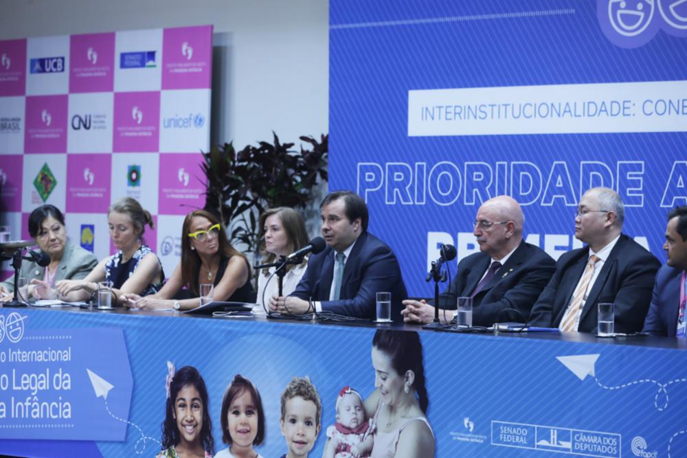 """Audiência Pública - Tema: """"Monitoramento da Implementação do Marco Legal da Primeira Infância""""."""