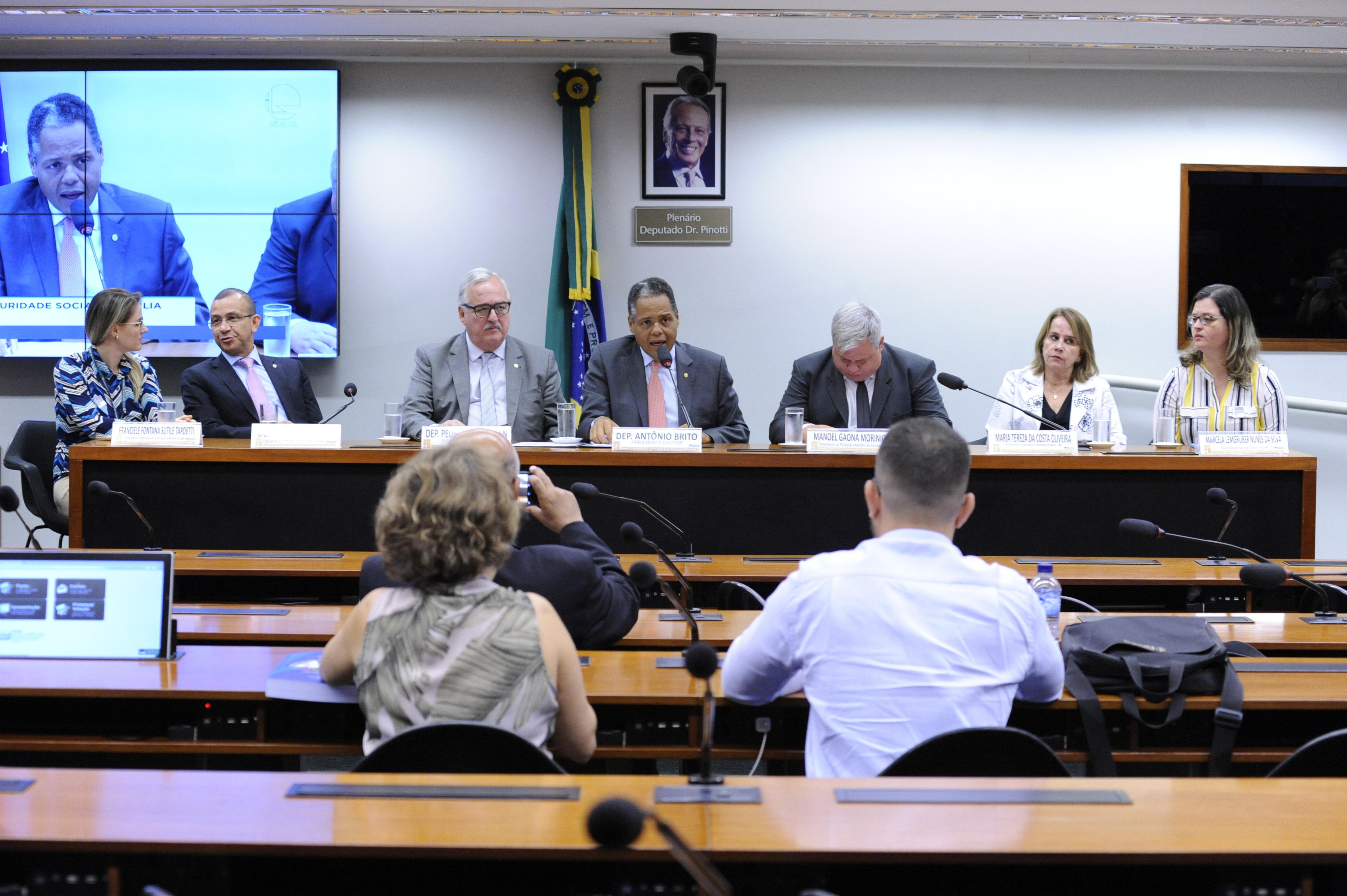 Comissão de Seguridade Social e Família (CSSF)