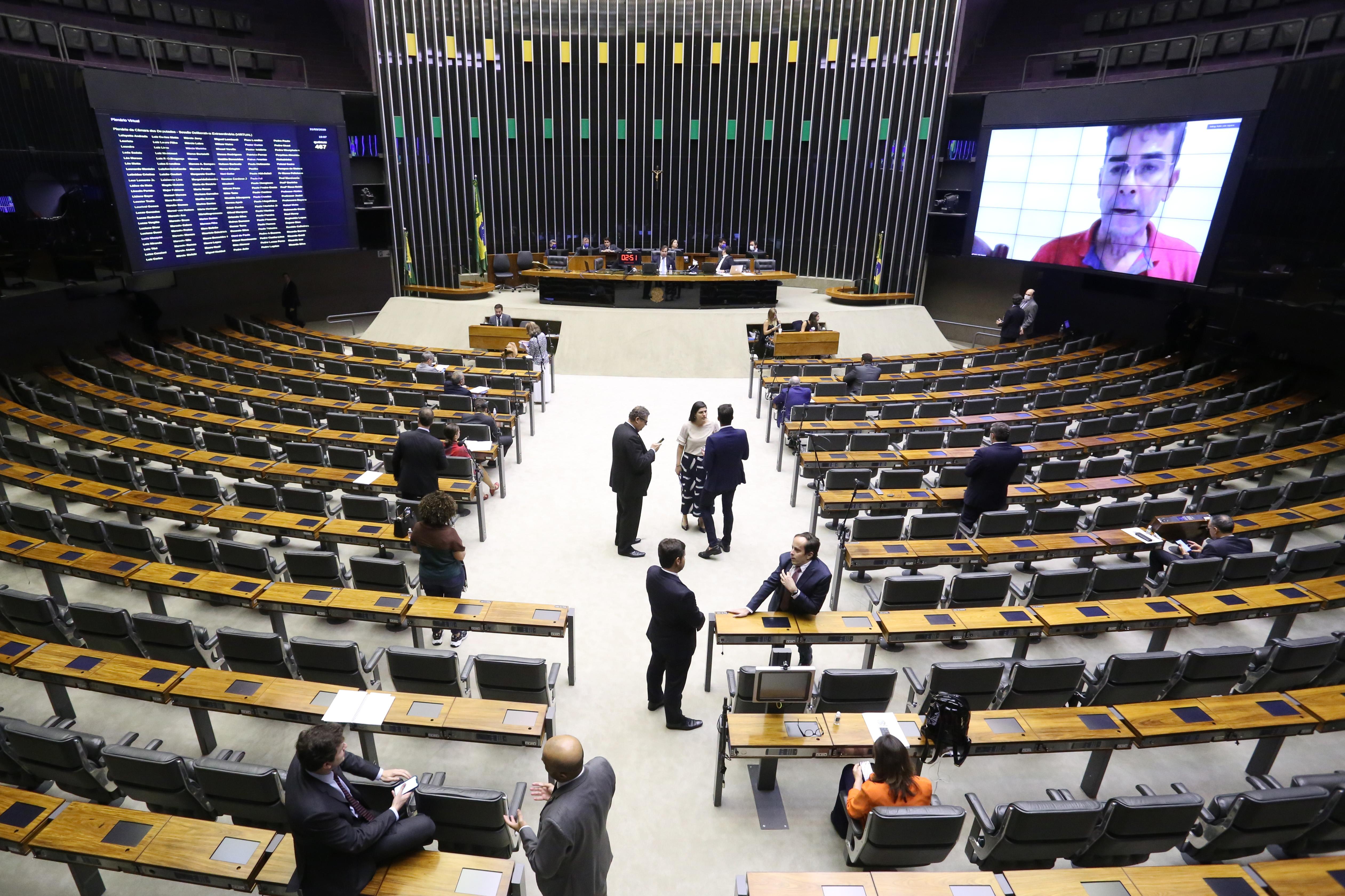Ordem do dia para votação de propostas