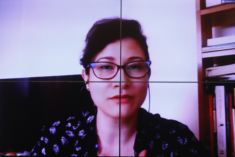 Lacunas na Lei de Acesso à Informação – LAI. Gerente de Projetos da ONG Transparência Brasil, Marina Atoji
