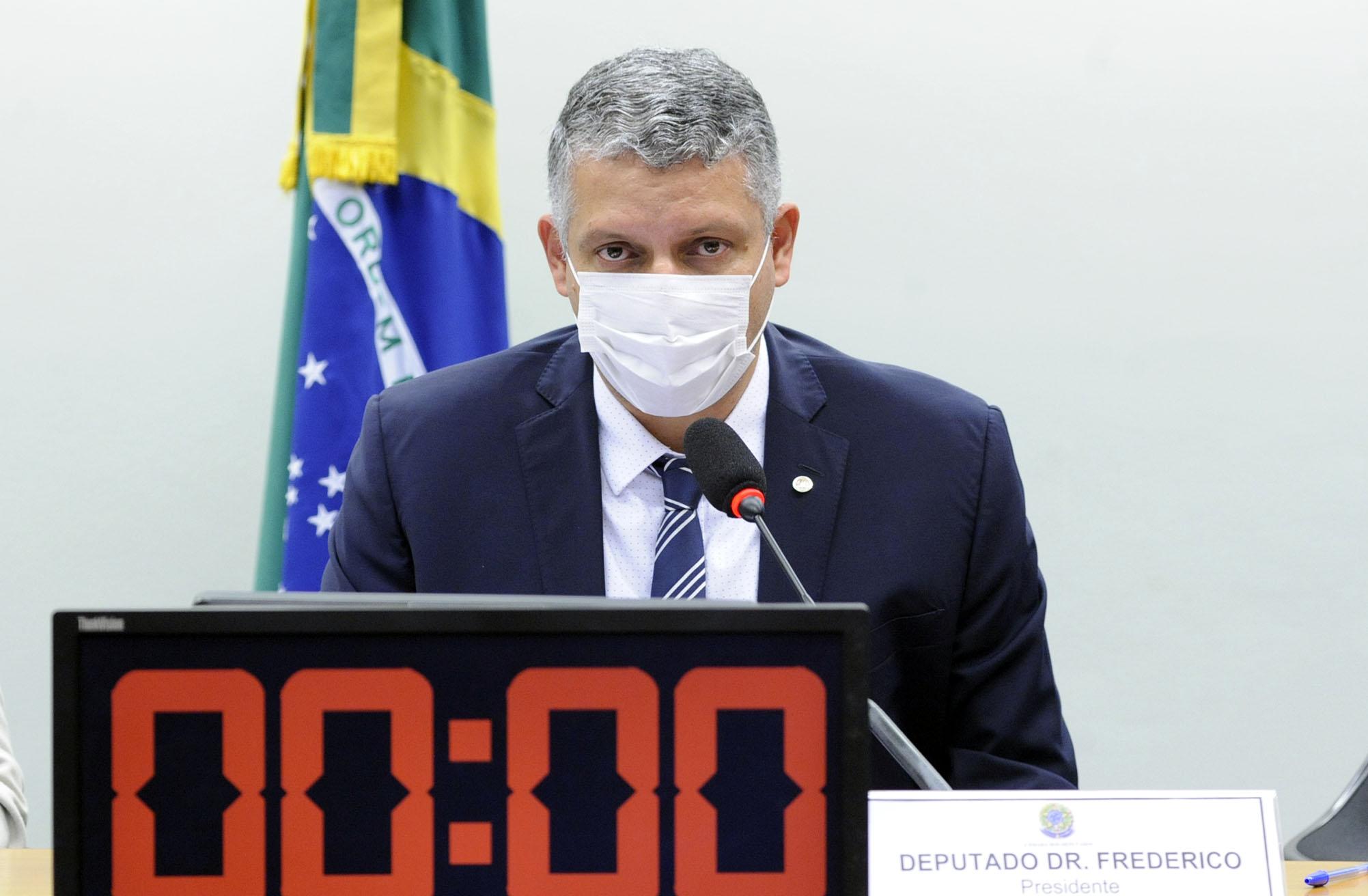 Reunião Deliberativa. Dep. Dr. Frederico(PATRIOTA - MG)