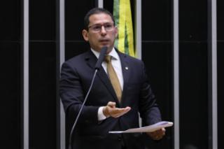 Discussão e votação de propostas. Vice-presidente da Câmara, Marcelo Ramos (PL - AM)
