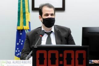 Audiência Pública - Debater sobre a situação das comunidades situadas no entorno da BR-040. Dep. Aureo Ribeiro SOLIDARIEDADE - RJ