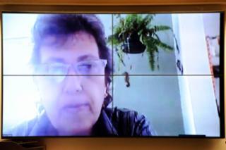 Audiência Pública - Debater sobre a situação das comunidades situadas no entorno da BR-040. Coordenadora Substituta / COINF/RJ, Simone Gleizer