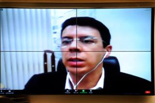 Audiência Pública - Debater sobre a situação das comunidades situadas no entorno da BR-040. Coordenador no Departamento de Transporte Rodoviário - DTROD/SNTT Ministério da Infraestrutura, Rafael Lemes