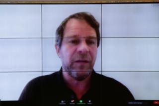 Audiência Pública - Turismo Receptivo - Reflexões, demandas e impactos da Covid-19. Presidente do Rio CVB, Carlos Werneck