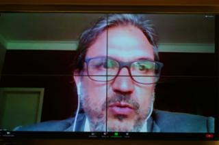 Queimadas no Acre. Chefe da Divisão de Observação da Terra e Geoinformática do INPE, Luiz Eduardo Aragão