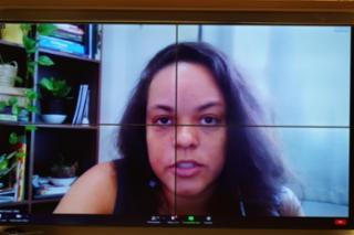 Queimadas no Acre. Pesquisadora e Professora da Universidade Federal do Acre - UFAC, Sonaira Souza da Silva