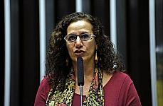 Discussão do Projeto de Lei 5901/13, do Senado, que aperfeiçoa a fiscalização do Escritório Central de Arrecadação e Distribuição (Ecad) de direitos autorais. Dep. Jandira Feghali (PCdoB-RJ)