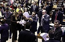 Votação das novas regras para análise dos vetos presidenciais