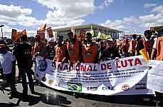 Manifestação Sindicatos - julho 2013