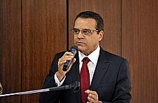 Presidente da Câmara, dep. Henrique Eduardo Alves (PMDB-RN)
