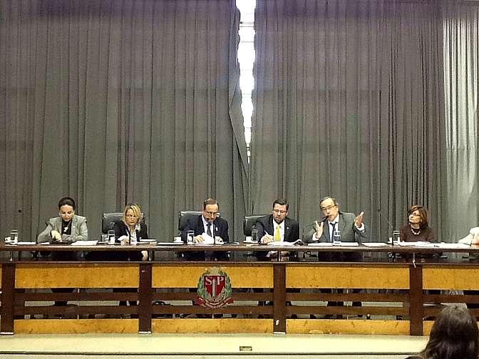 Seminário da comissão especial que discute mudanças nas medidas socioeducativas para adolescentes infratores
