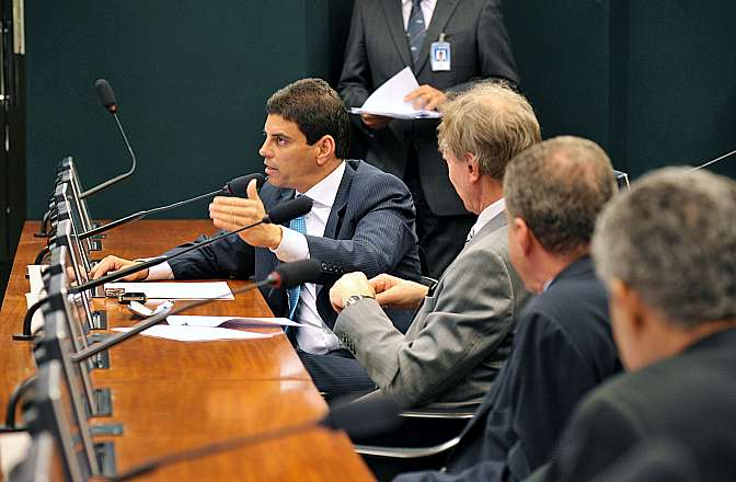 Reunião Ordinária. Dep. Claudio Cajado  (DEM-BA)