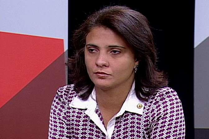Dep. Andreia Zito (PSDB-RJ)