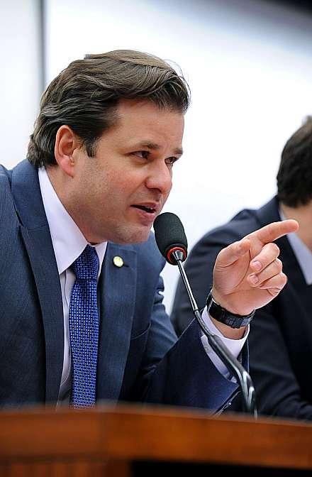 Audiência pública sobre a garantia dos recursos financeiros para o novo modelo institucional do setor mineral. Dep. Leonardo Quintão (relator)