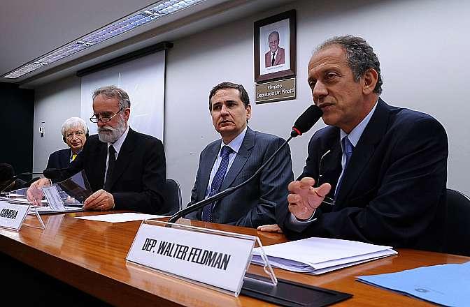 """Audiência Pública Tema: """"O papel da vitamina D na saúde pública do Brasil"""