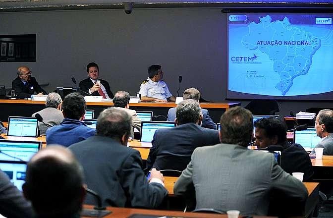 Audiência Pública para discutir sobre o apoio tecnológico para a implementação do novo modelo do setor mineral