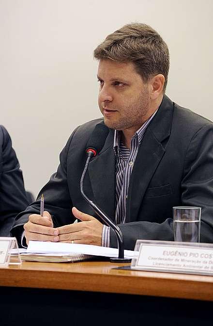 Audiência Pública para discutir as entidades ambientais. Especialista em Políticas Públicas do WWF, Aldem Bourscheit