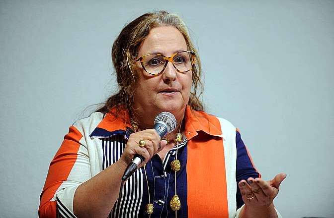 Audiência pública da Comissão Mista sobre a MP 621/13, que Institui o Programa Mais Médicos. Conselheira Nacional de Saúde, Ana Maria Costa