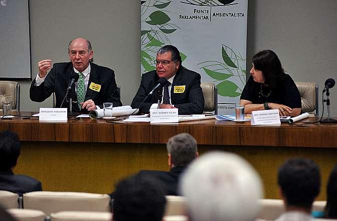 Café da manhã em comemoração ao Dia Nacional do Cerrado seguido de debate sobre a PEC do Cerrado e da Caatinga (PEC 504/10)