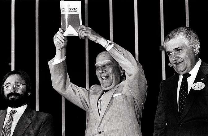 10 Promulgação da ANC
