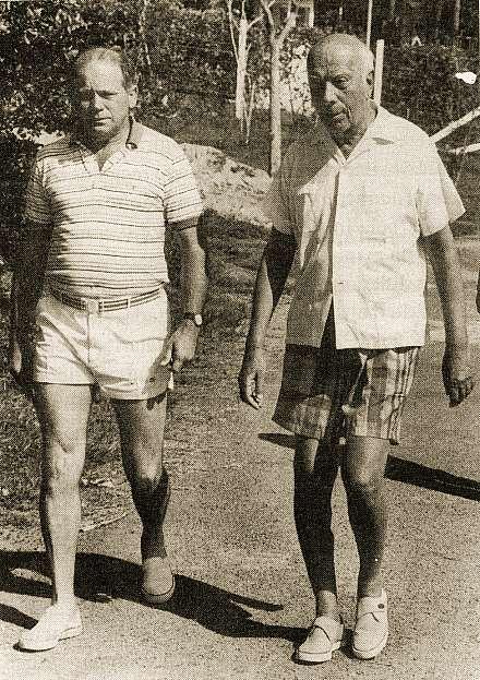 Constituinte - Oswaldo Manicardi e Ulysses Guimarães