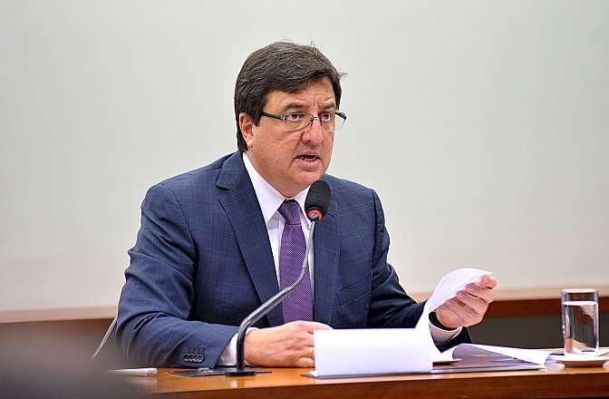 Reunião Ordinária. Relator da CMO, dep. Danilo Forte (PMDB-CE)