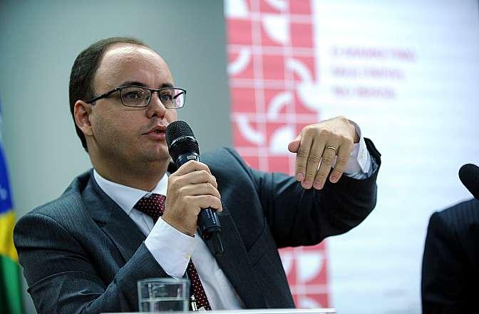 Audiência pública sobre o marketing Multinível no Brasil. Coordenador-geral de Relações Institucionais do Ministério da Fazenda, Ricardo Faria