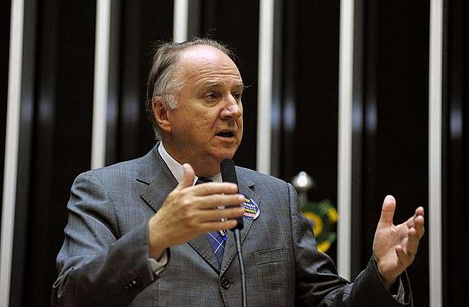 Comissão geral para debater a crise financeira dos Municípios brasileiros – SOS Municípios. Presidente da Confederação Nacional dos Municípios (CNM), Paulo Ziulkosky