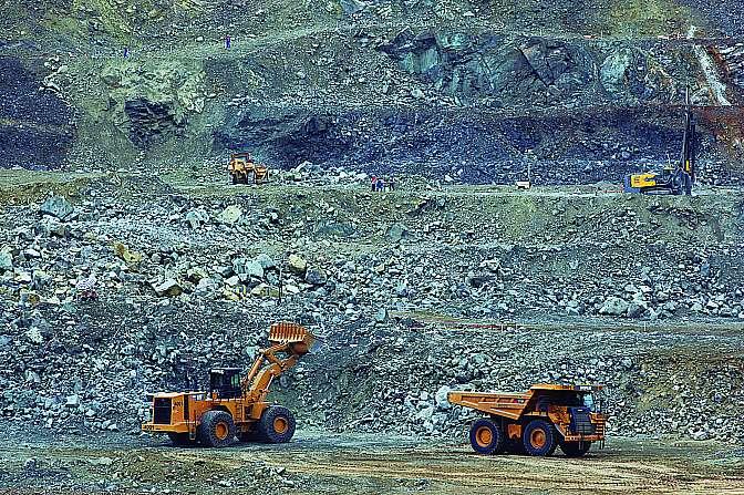 Energia - Mineração - Bahia