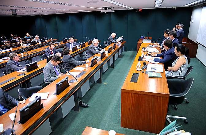 Reunião para discussão e votação do parecer do relator, dep. Raul Henry (PMDB-PE)