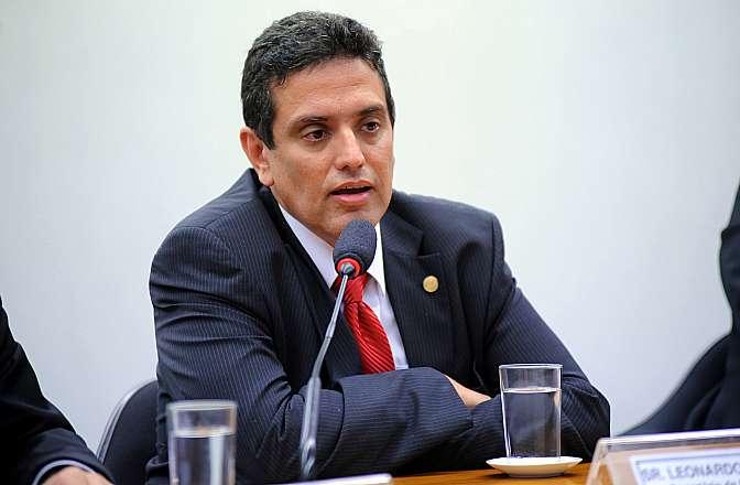 Audiência Pública e Reunião Ordinária. Secretário de Políticas Públicas da Previdência Social, Leonardo José Rolim Guimarães