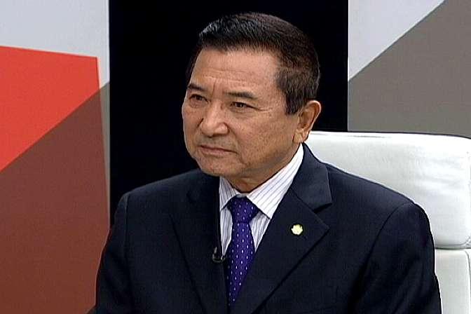 Dep. Junji Abe (PSD-SP)