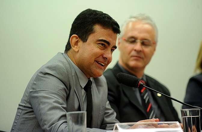 Audiência Pública e Reunião Ordinária. Dep. Marçal Filho (PMDB-MS)