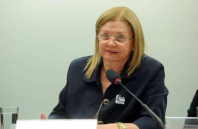 Audiência Pública e Reunião Ordinária. Diretora de Políticas de Saúde, Previdência e Benefícios do Servidor do Ministério do Planejamento, Orçamento e Gestão (MPOG), Cynthia Beltrão