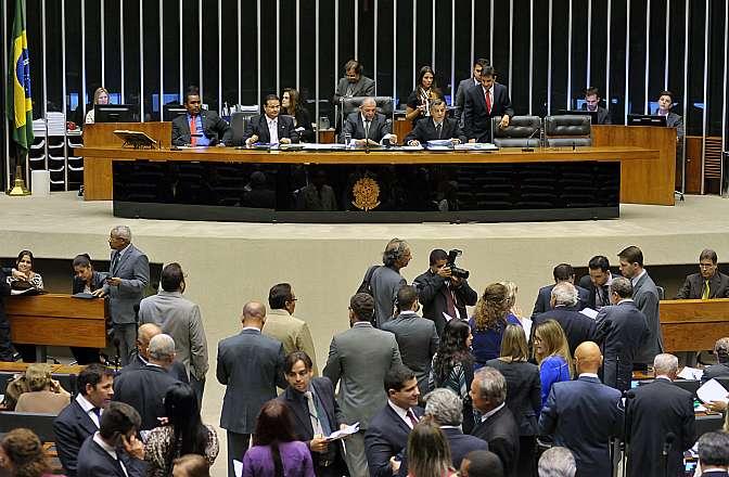 Sessão Extraordinária - votação de emendas do Novo Código de Processo Civil