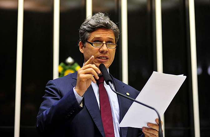 Votação do texto final do projeto do novo Código de Processo Civil (CPC)-(PL 8046/10). Dep. Paulo Teixeira (PT-SP)