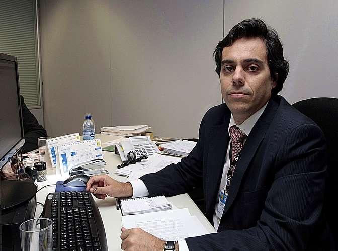 Juiz auxiliar da corregedoria Gabriel Matos