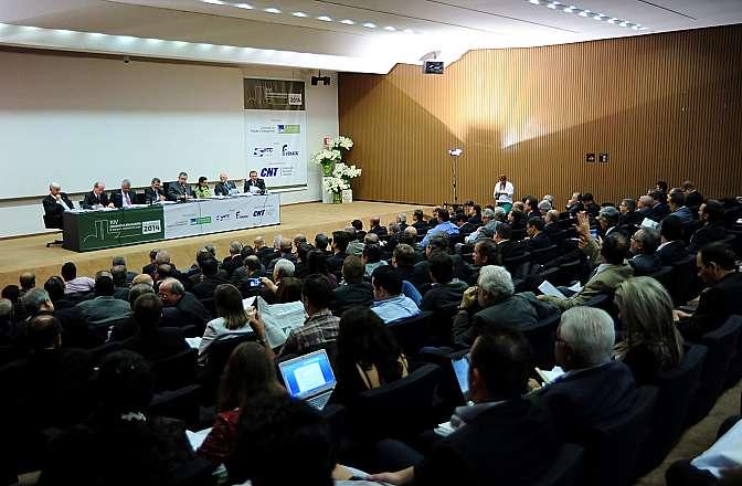 XIV Seminário Brasileiro de Transporte Rodoviário de Cargas