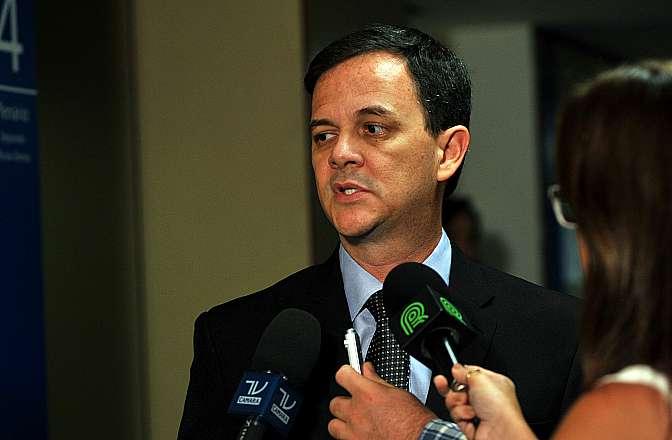 Subsecretário de Habitação do Distrito Federal, Paulo Valério concede entrevista